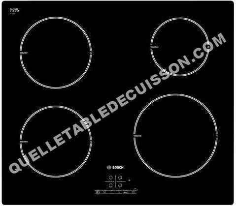 Table de cuisson bosch pie611b18e au meilleur prix - Meilleur table de cuisson induction ...