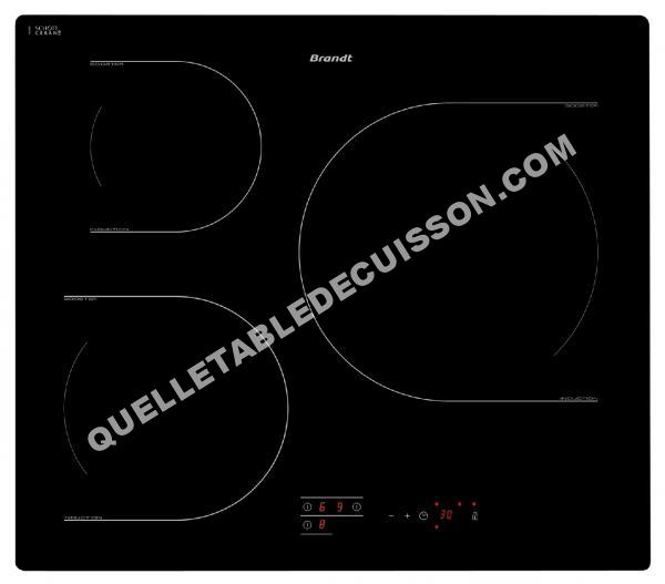 table de cuisson brandt ti118b au meilleur prix. Black Bedroom Furniture Sets. Home Design Ideas