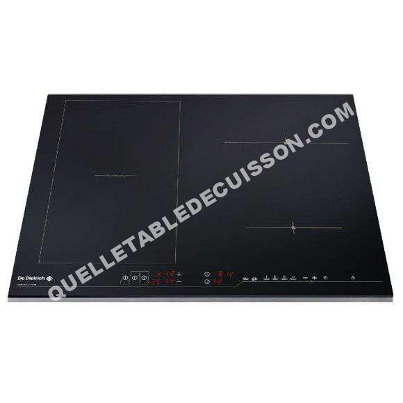 Table de cuisson de dietrich table de cuisson induction dti1043xe au meilleur p - Meilleur table de cuisson induction ...