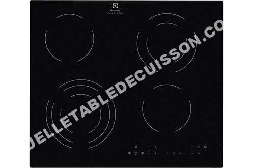 table de cuisson electrolux ehv6343iok plaque vitroc ramique ehv6343iok au me. Black Bedroom Furniture Sets. Home Design Ideas