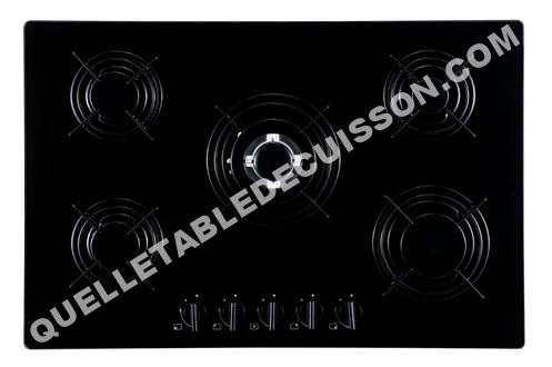 table de cuisson proline pgh5fgl1 fr plaque gaz pgh5fgl1 fr au meilleur prix. Black Bedroom Furniture Sets. Home Design Ideas