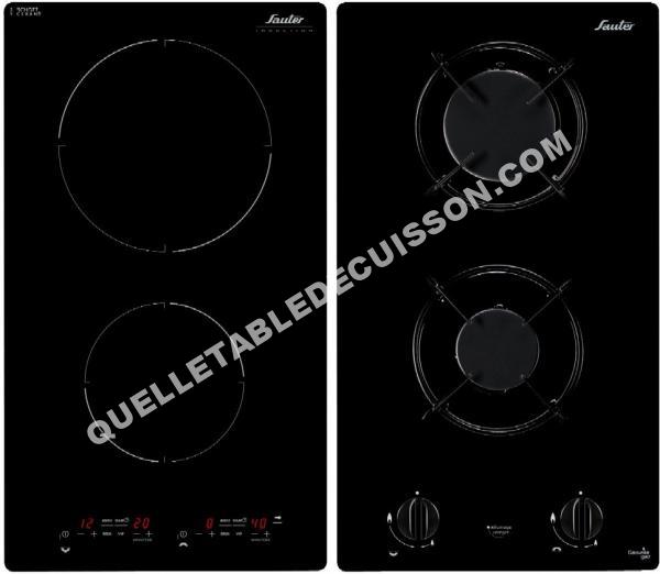 table de cuisson sauter sti965b au meilleur prix. Black Bedroom Furniture Sets. Home Design Ideas