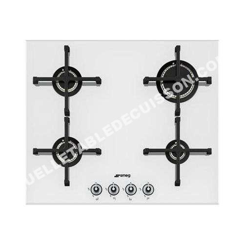 table de cuisson smeg plaques de cuisson pv164b au meilleur prix. Black Bedroom Furniture Sets. Home Design Ideas