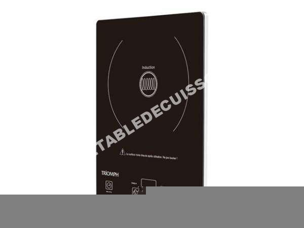 Table de cuisson triomph plaque induction posable etf1525 au meilleur prix - Plaque induction posable ...
