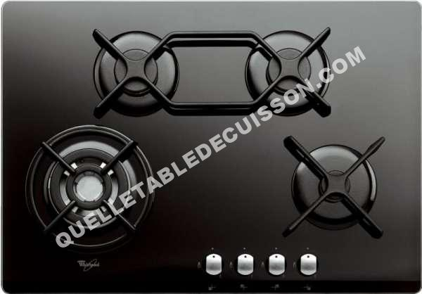 table de cuisson whirlpool akt476wh au meilleur prix. Black Bedroom Furniture Sets. Home Design Ideas