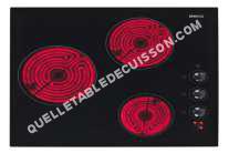 Table de cuisson <br/>vitrocéramique PLAQUE DE CUISSON HIC63100 4081960