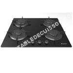 Accessoires<br/> table de cuisson  Table Gaz Cvg64SPN