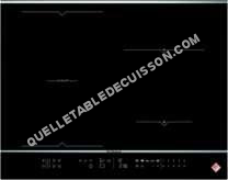 Table de cuisson <br/>mixte Table induction DPI7684XS