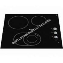 Table de cuisson <br/>vitrocéramique KRM630C