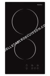 Table de cuisson <br/>vitrocéramique Plaque vitrocéramique WPV2N-TC